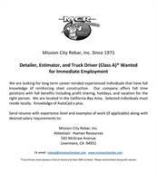 Truck Driver Class A